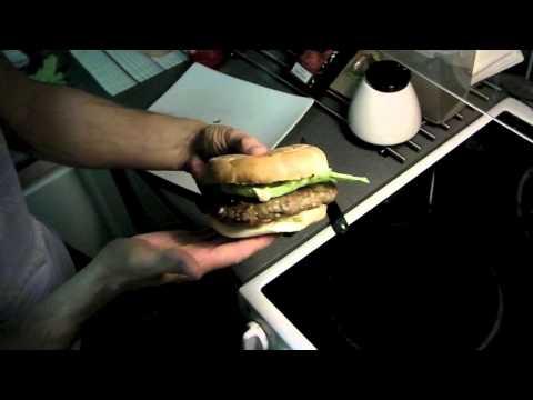 Middagstips: Hjemmelaget Hamburger